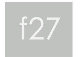 """""""Factoria 27"""""""
