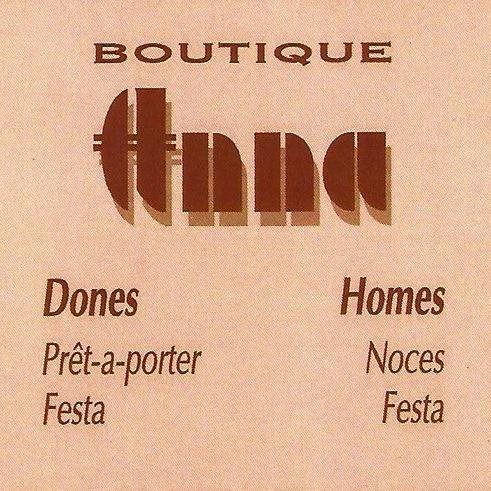 """Boutique Anna"""